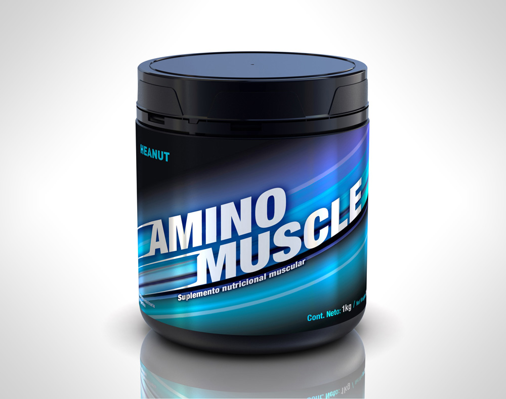 Amino Muscle (Anabólico NO Hormonal)