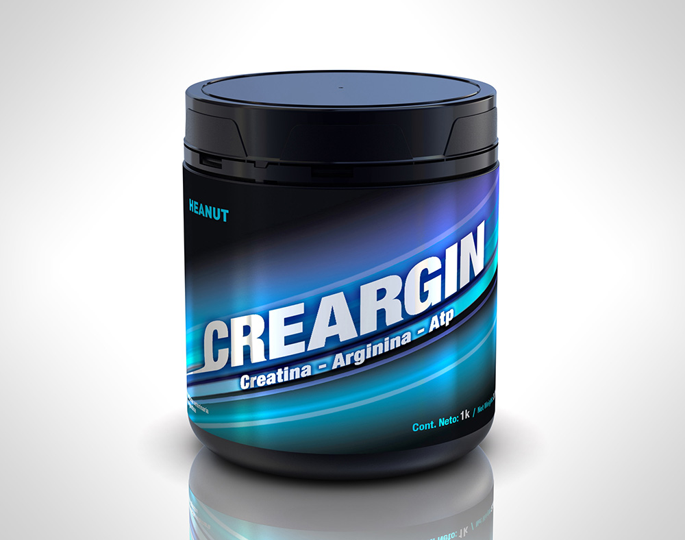 Creargin (creatina – arginina – atp)