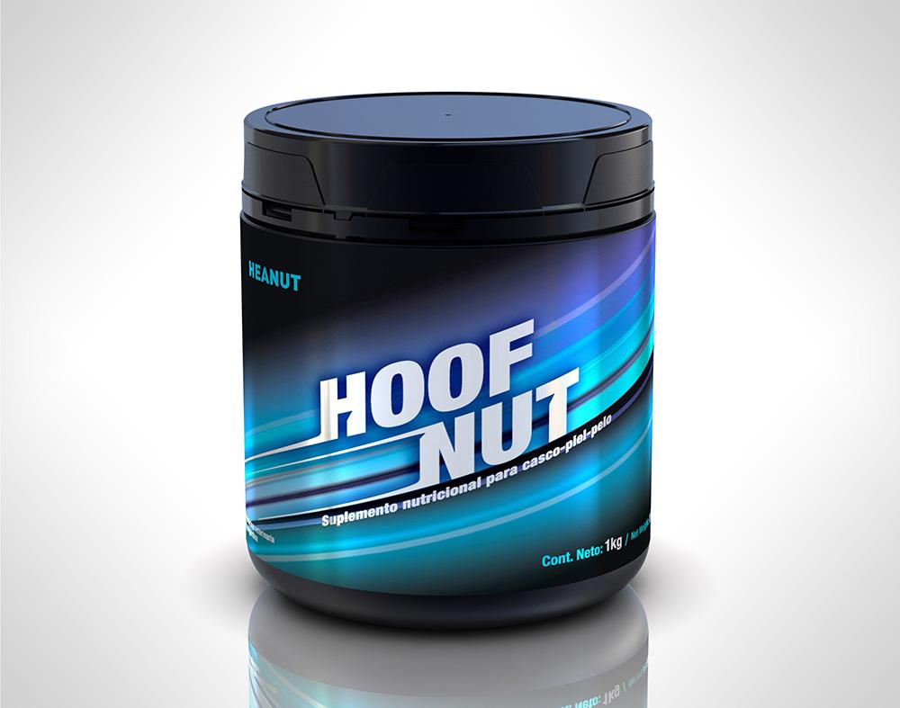 Hoof Nut (Casco Piel y Pelo con Biotina)