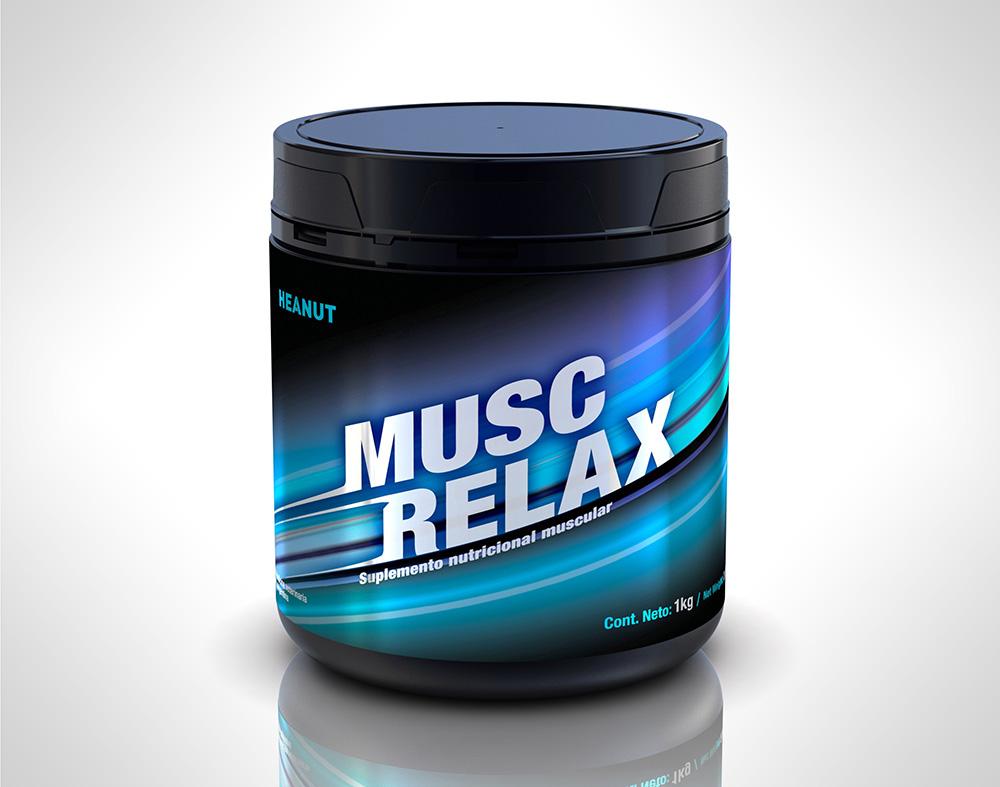 Musc Relax (Energizante-Desfatigante)